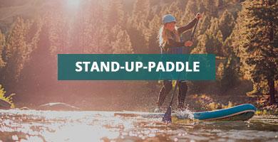 Zu den Stand-Up-Paddle-Erlebnissen...