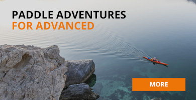 Paddle Adventures for advanced