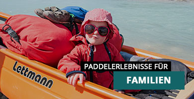 Paddelerlebnisse für Familien ...
