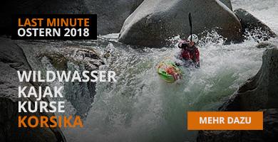 Last Minute Wildwasser Kajakkurse Korsika